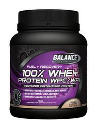 Balance 100% Whey Protein - Cookies & Cream (750g)