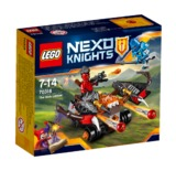LEGO Nexo Knights - The Glob Lobber (70318)