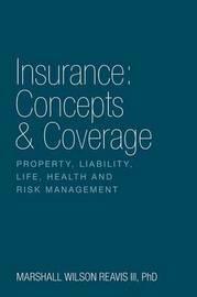 Insurance by Marshall Wilson Reavis