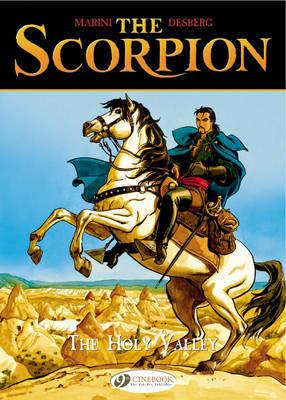 The The Scorpion: v. 3 by Stephen Desberg