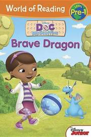 Doc McStuffins Brave Dragon by Bill Scollon