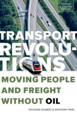 Transport Revolutions by Richard Gilbert image