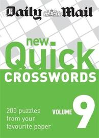 The Daily Mail: New Quick Crosswords 9 image