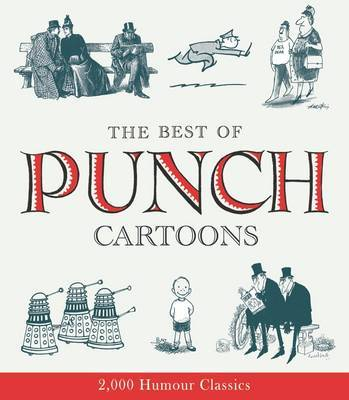 The Best of Punch Cartoons by Helen Walasek image