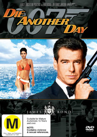 Die Another Day (007) - James Bond Ultimate Edition (2 Disc Set) on DVD image