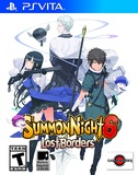 Summon Night 6 Lost Borders for PlayStation Vita