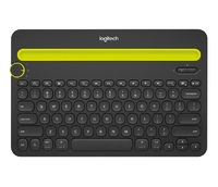 Logitech K480 Multi-Device Bluetooth Keyboard (Black)