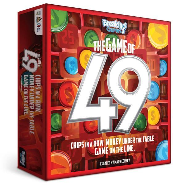 Breaking Games: The Game of 49 - Bid - Bluff & Buy