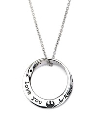 Star Wars: I Love You, I Know - Mobius Necklace