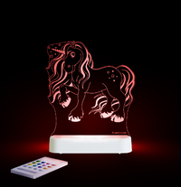 Aloka: Night Light - Magic Unicorn