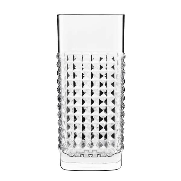 Luigi Bormioli: Mixology Elixir Hi Ball Glasses - Set of 4 Gift Boxed (480ml)