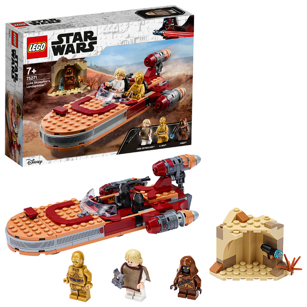 LEGO Star Wars: Luke Skywalker's Landspeeder - (75271)