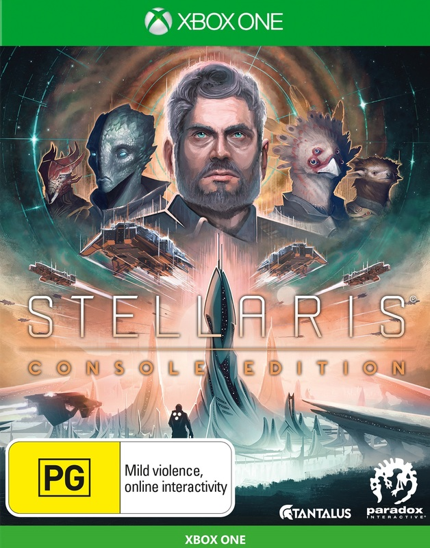 Stellaris Console Edition for Xbox One