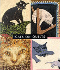 Cats on Quilts by Sandi Fox image