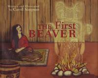 The First Beaver by Caroll Simpson image