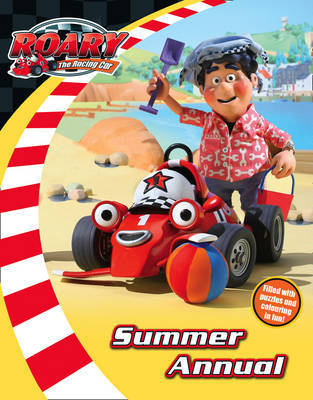 """Roary the Racing Car""  - Roary Summer Annual: 2009"