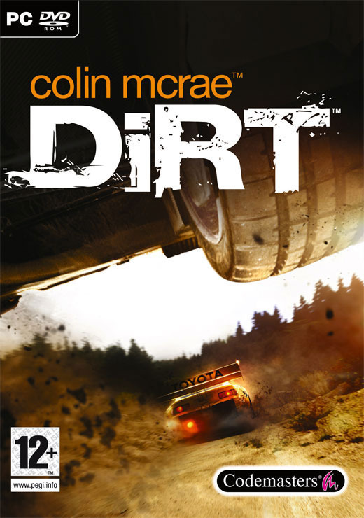Colin McRae: DIRT for PC Games