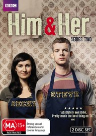 Him & Her - Series 2 on DVD