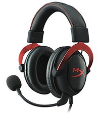 HyperX Cloud II Pro Gaming Headset (Red) for