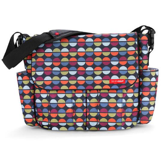 Skip Hop: Dash Deluxe Nappy Bag - Sequins