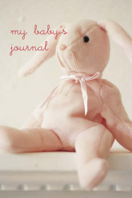 My Baby's Journal (Pink) image