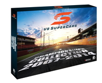 V8 Supercars: The Championships - Collection 2007-2014 on DVD