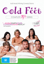 Cold Feet - Complete Series 4 (3 Disc Set) on DVD
