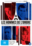 Les Hommes De L'ombre (The Shadow Men) on DVD