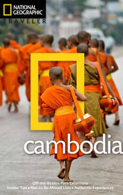 National Geographic Traveler Cambodia by Trevor Ranges