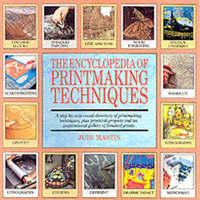 The Encyclopedia of Printmaking Techniques by Judy Martin image
