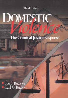 Domestic Violence by Eve S. Buzawa image