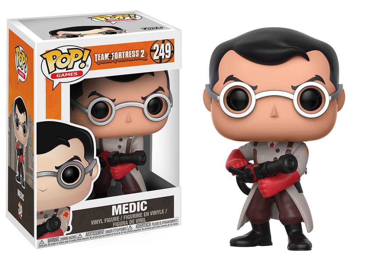 Team Fortress 2: Medic - Pop! Vinyl Figure image