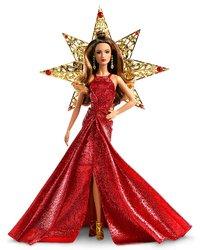 Barbie - 2017 Holiday Doll (Brunette)