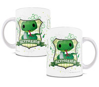Harry Potter (Slytherin Chibi Watercolor) Mug
