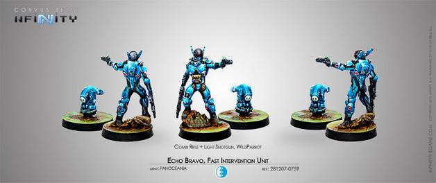 Infinity: Echo-Bravo Fast Intervention Unit (Paramedic)