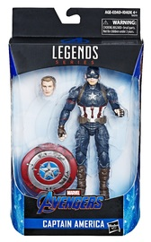 "Marvel Legends: Worthy Captain America - 6"" Action Figure image"
