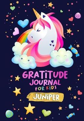 Gratitude Journal for Kids Juniper by Babanana Planner