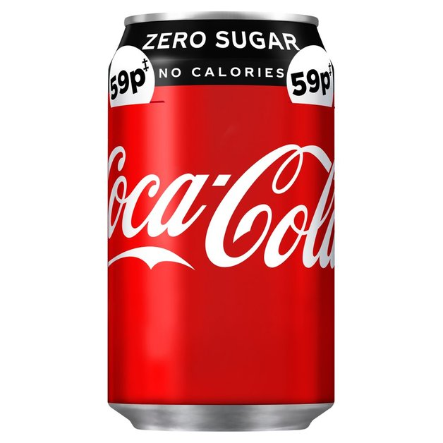 Coke Zero Sugar 330ml