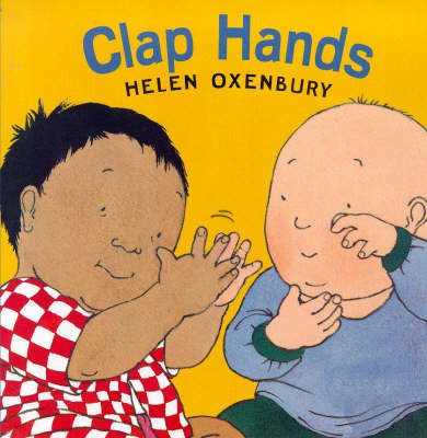 Clap Hands by Helen Oxenbury image
