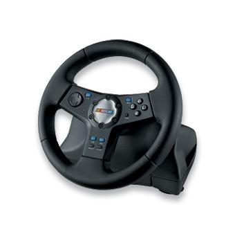 Logitech Formula Vibration Feedback Wheel image