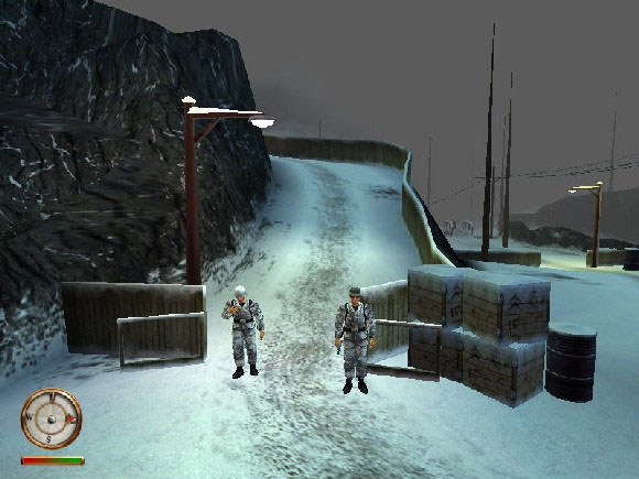 The Great Escape for PlayStation 2 image