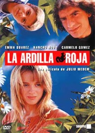 La Ardilla Roja (The Red Squirrel) on DVD