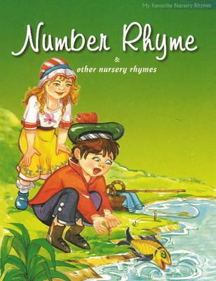 Number Rhyme and Other Nursery Rhymes by Pegasus