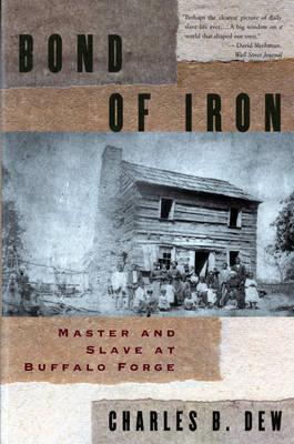 Bond of Iron by Charles B. Dew image
