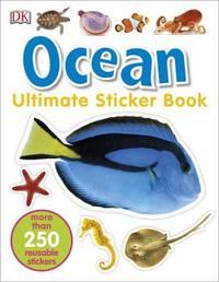 Ocean Ultimate Sticker Book by DK
