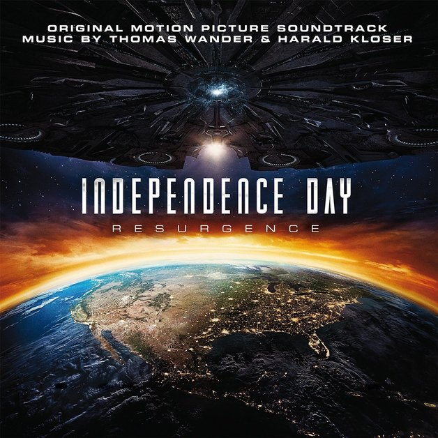 Independence Day: Resurgence - Original Soundtrack
