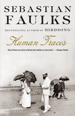 Human Traces by Sebastian Faulks image