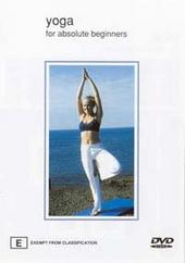 Yoga For Absolute Beginners on DVD