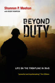 Beyond Duty by Shannon Meehan