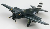 Hobby Master: 1/72 Curtiss SB2C Helldiver - Diecast Model